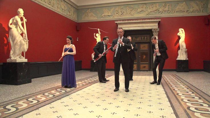 Carl Nielsen - Quintet op. 43. CARION HD