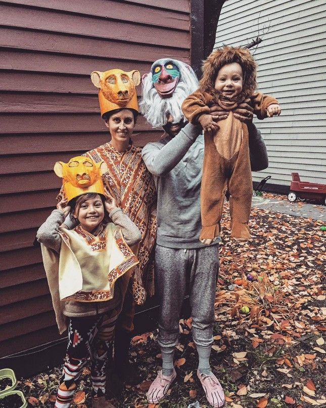 Image result for lion king halloween costumes
