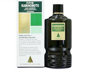 KAMINOMOTO Accelerator II - przyspiesza wzrost włosów, hamuje wypadanie Sachi - oryginalne koreańskie kosmetyki azjatyckie