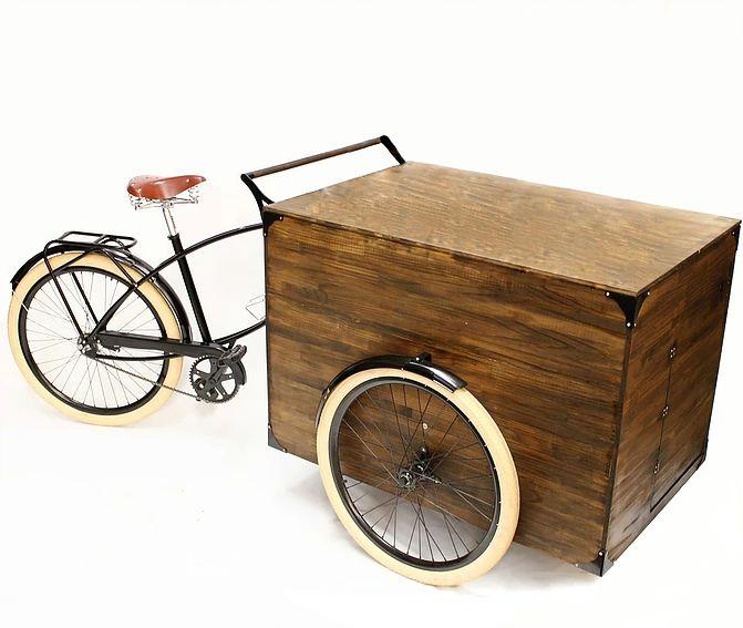Bike food, trike food, Triciclo cargueiro, carga, customizada, personalizada, diferente, Eventos, decoração, design, empreendedorismo.