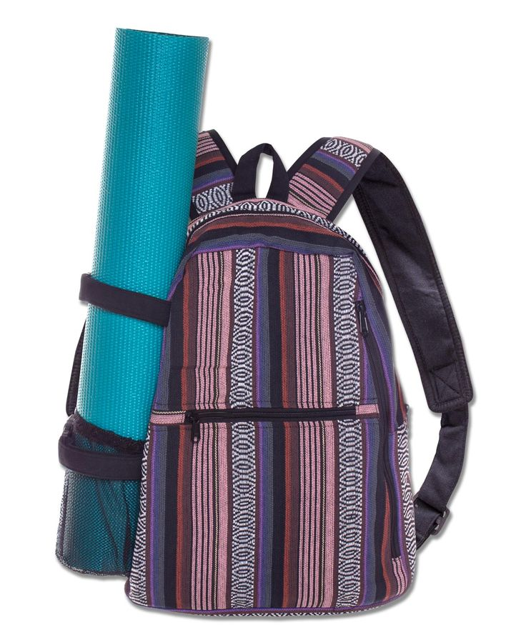 Wander On Backpack   Yoga Backpack   Hippie Backpacks   Soul Flower