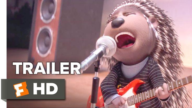 Sing TRAILER 1 (2016) - Scarlett Johansson, Matthew McConaughey Animated...