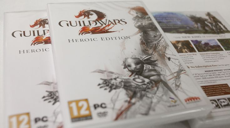 3 Guild Wars 2 για PC