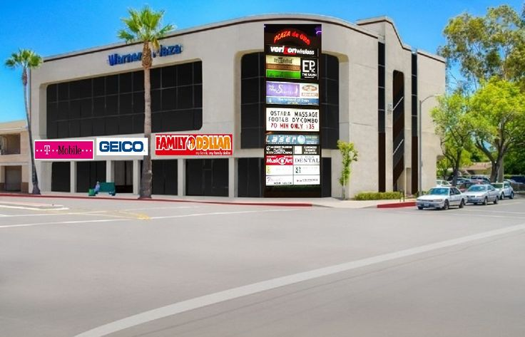 Signage Renovations, Retail Space for Lease, Office Space for Lease, Canoga Park CA