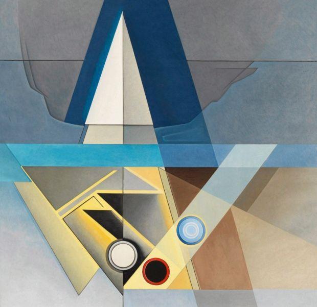 Lawren Harris - Composition No. 1