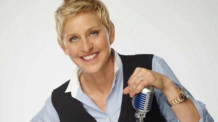 Passages – Ellen DeGeneres