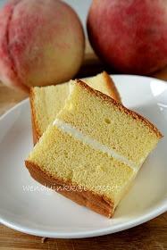 Peaches, Chiffon and Fruit on Pinterest