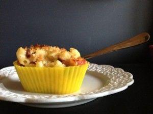"""""""Cupcakes"""" de macarrones con queso hechos en casa. ¡Sanos y deliciosos para niños! @Verónica Sartori Cervera @BabyCenter en Español"""