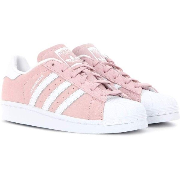 Adidas Originals Superstar Sneakers (130 BAM) ❤ liked on Polyvore featuring  shoes, sneakers
