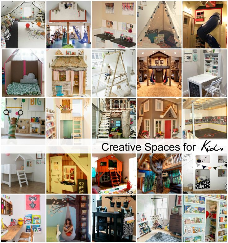 Creative Spaces Kids Room Ideas 1 61 best Kids rooms and playroom