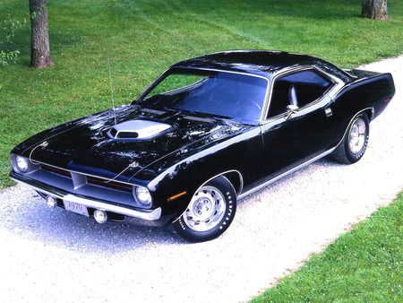 The Hottest Muscle Cars In the World: 1970 Plymouth Barracuda