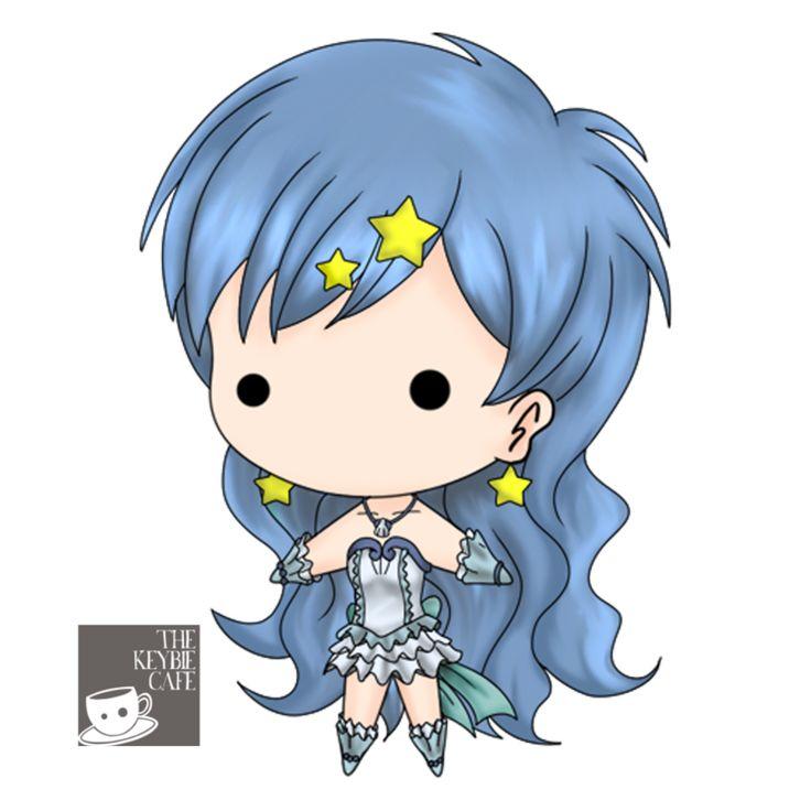 #WNW: Steven Universe, Mermaid Melody and Natsume Yuujinchou Keybies! - the Keybie Cafe