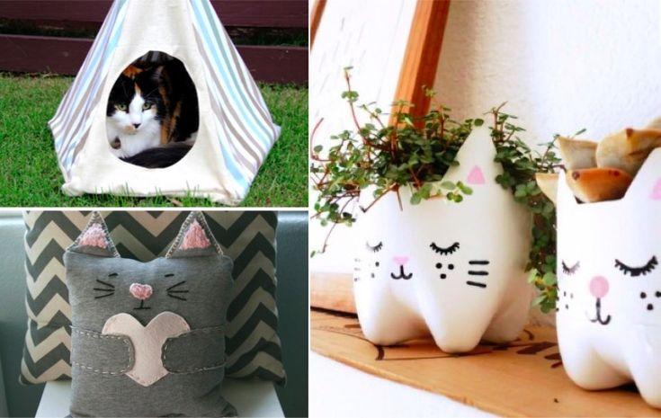 25 idées pour les fans absolus de chats