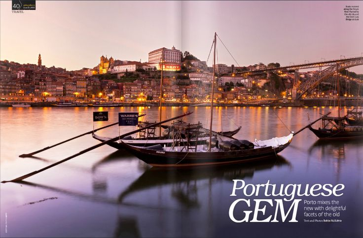 Porto Emerges as Portugal's Hidden Gem - via Going Places, Malaysia Airlines In-Flight Magazine, March 2015 Issue