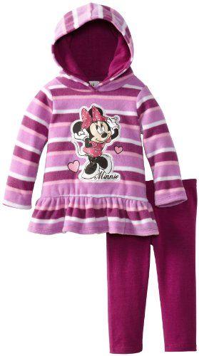 Disney Baby-girls Infant 2 Piece Mickey Mouse Pullover Hood and Pant, Purple, 12 Months Disney http://www.amazon.com/dp/B00CBTRKHO/ref=cm_sw_r_pi_dp_sqeRub1NQ3EK8