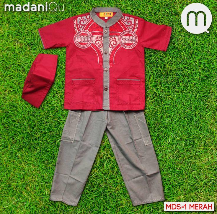 Baju Koko Anak Terbaru - Jual Koko Online   MadaniQu  www.madaniqu.com