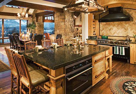 Colorado Mountain home in Aspen