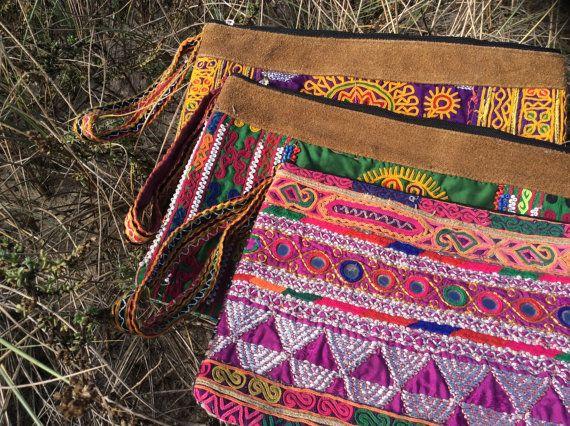 Banjara+clutch+vintage+Ethnic+antique+boho+gipsy+by+pasaje+on+Etsy