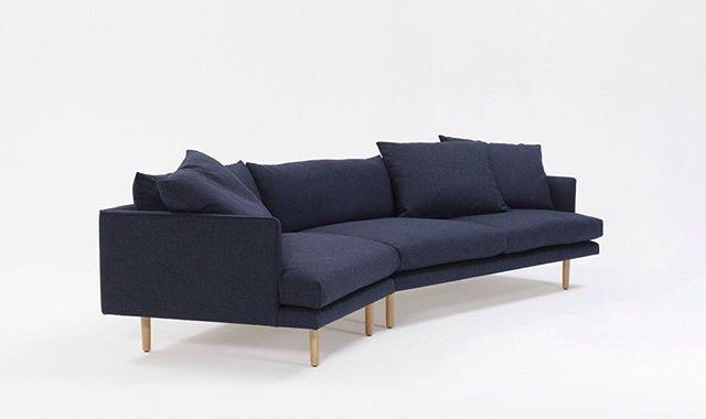 The Nook modular sofa #australianmade