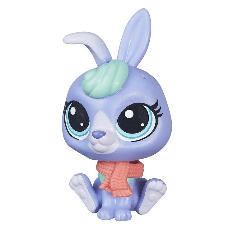 Littlest Pet Shop Single Pet Chillsa Froster #32