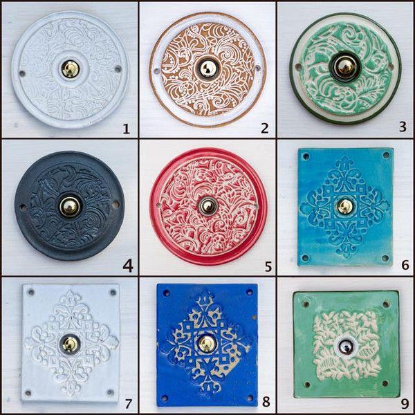 Weiteres - Klingelplatte, Klingelschild - ein Designerstück von jonnib0708 bei DaWanda