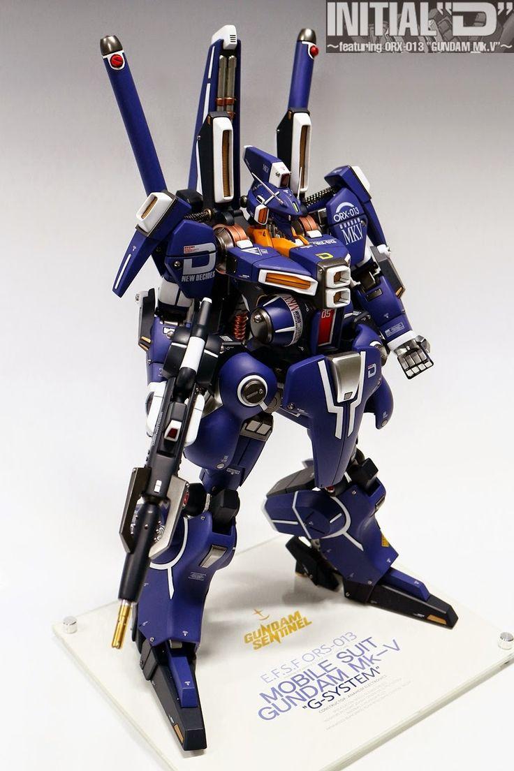 mobile suit gundam mk-v
