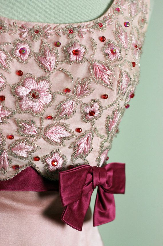 NEIMAN MARCUS evening dress...pink...sold!!!