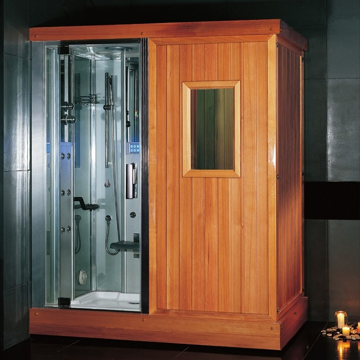 My Fav Steam Shower Sauna Combo