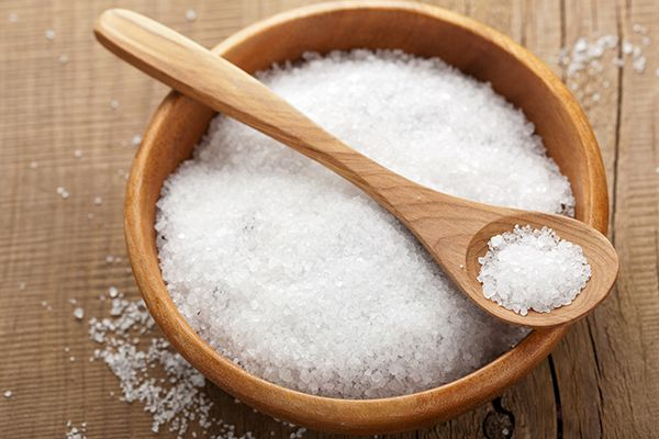 Usos e Benefícios do sal marinho - Sea salt