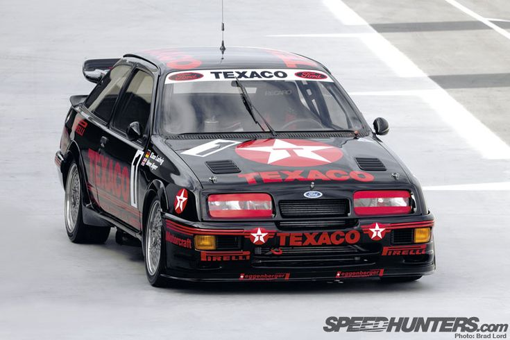 Eggenberger Texaco Ford Sierra Cosworth RS500