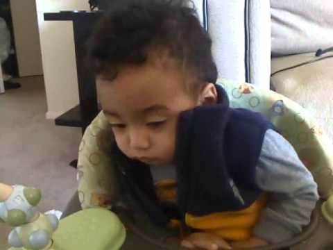 Sleepy blasian baby... so cute I teared up =) ♡♡♡♡