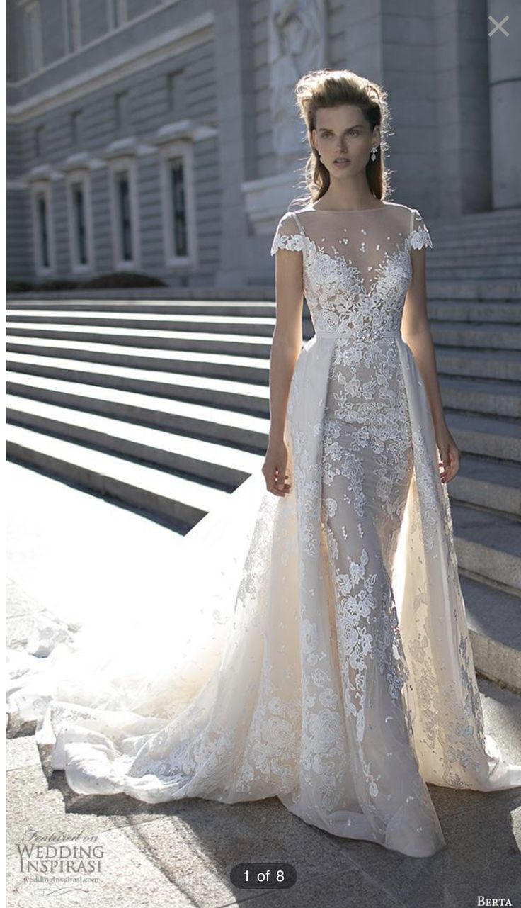 Berta 1608 Wedding Dress New, Size 8, 5,000 in 2020