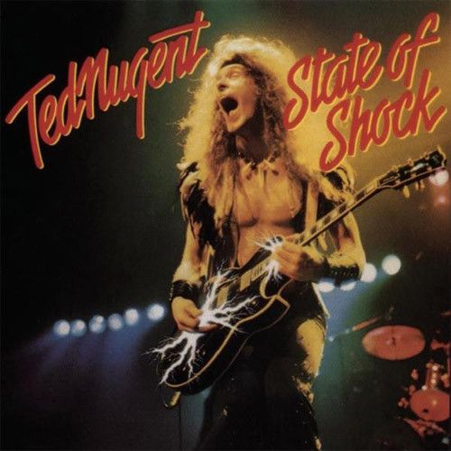 USED VINYL RECORD 12 inch 33 rpm vinyl LP Released in 1979, Epic Records (FE 36000) Side 1: Paralyzed Take It Or Leave It Alone It Don't Matter State of Shock Side 2: I Want To Tell You Satisfied Bite