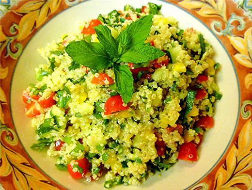 Scrumptious Easy Quinoa Side Dish - Recipes Perfect for Picnics or An ...
