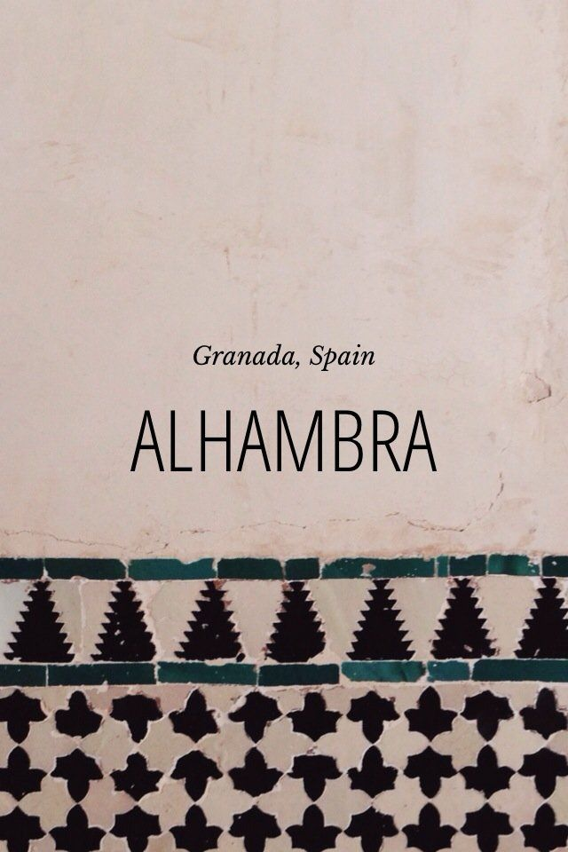 Check out my story on Steller - Alhambra