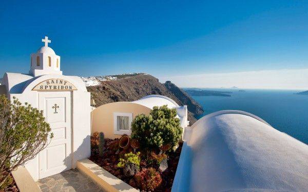 """Santorini voted 4th best island destination in the world by """"Travel+Leisure"""" readers 