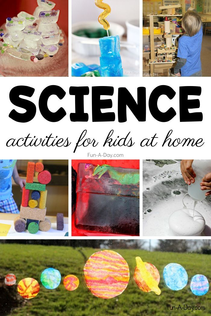 Big List Of Easy Science Experiments For Kids At Home Or School Science Experiments Kids Science Activities For Kids Preschool Science Activities