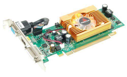 BIOSTAR NVIDIA 9500GT 512 MB DDR2 Graphics Card VN9502TH51 ...