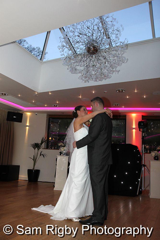 Hannah & Scott's Wedding at Moddershall Oaks Spa, Stone - 24 April 2014 www.samrigbyphotography.co.uk
