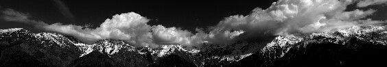 Himalayan Panorama..