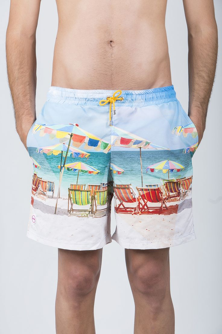 """The """"We fly high"""" limited edition boardshorts #pcpswimwear"""