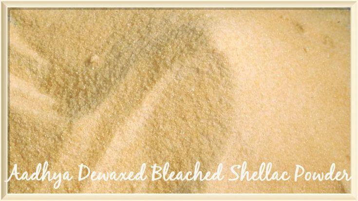 Shellac_powder