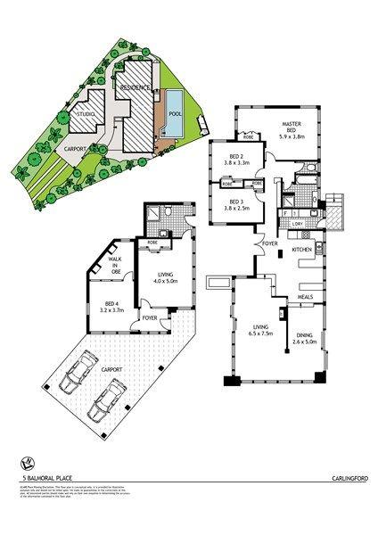 5 Balmoral Pl, Carlingford NSW | Modernist Australia