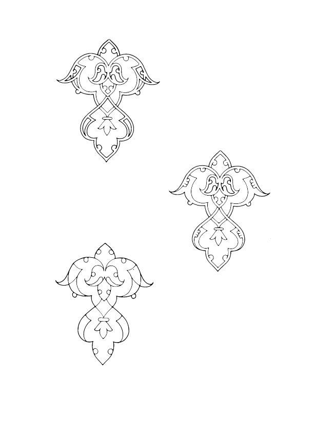 16-islamic Persian Pattern