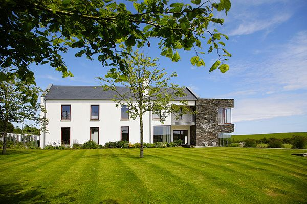 17 best images about farmhouses on pinterest modern for Irish farmhouse plans