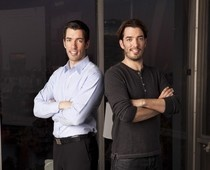 HGTV's twin hunks, Property Brothers, Drew and Jonathan Scott get intimate with yours truly in a fun and fabulous interview!