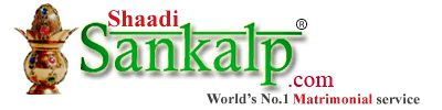 Shaadisankalp.com is free matrimony website. These sites are very popular. Getting married is an extremely important step in life, and that makes the decision of whom   to marry even bigger and important. More information visit at 0161-4510000 or Join us at shaadisankalp.com.