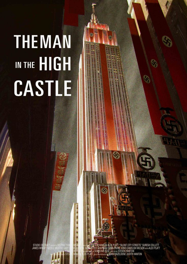 "ArtStation - Concept Art for ""The Man in the High Castle"", Paolo Giandoso"