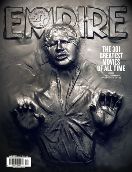 Empire Han Solo Cover