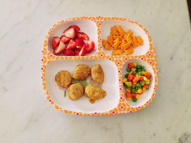 The HONEYBEE: Toddler Meals!